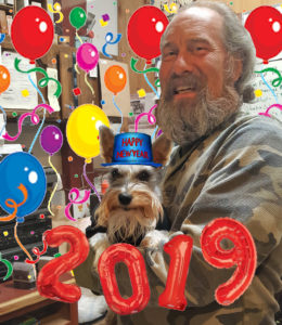 Rick and Pup 2019